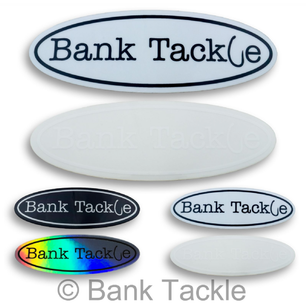 Bank Tackle Sticker Pack
